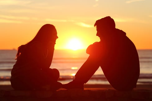 Older teens in committed relationships who sex may just be exhibiting normal healthy behavior.