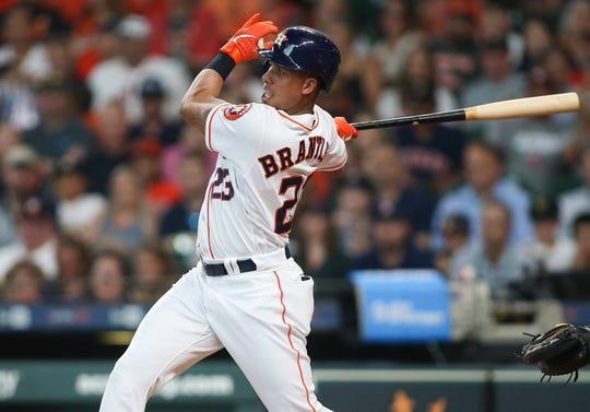 Outfield (AL) – Michael Brantley, Astros