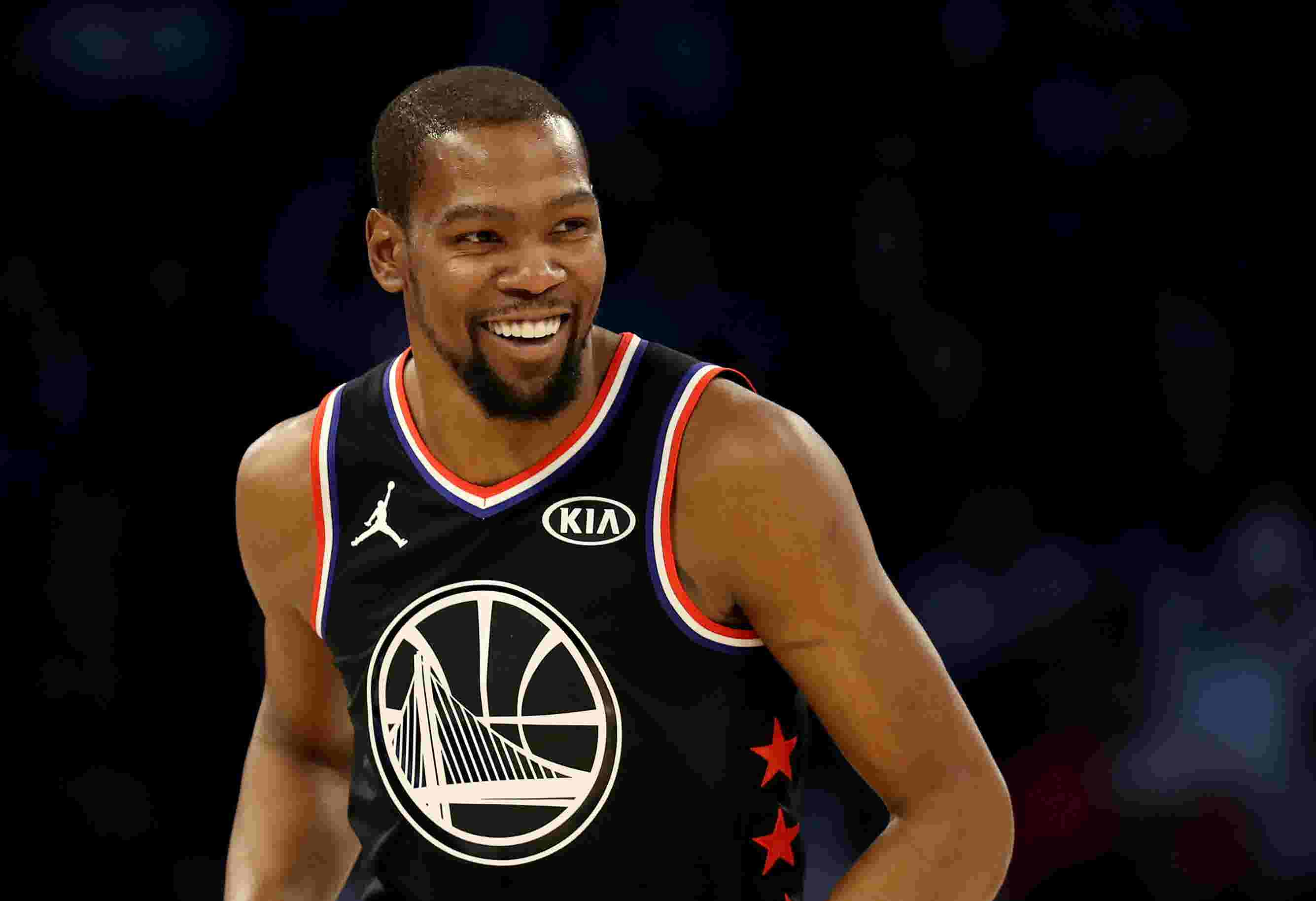 Why the New York market is perfect for Kevin Durant