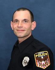 Neenah police officer Christopher Gorden