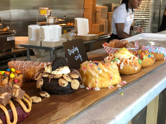 Broad St. Dough Co. opens in Freehold Township, its second location.