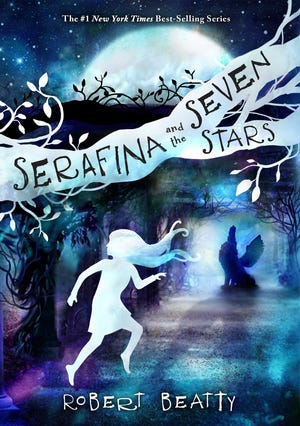 """""""Serafina and the Seven Stars"""" will be released July 9."""