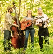 The Heather Pierson Acoustic Trio  will kick off On The Square's free concert series in Lafayette Park Sunday afternoon.
