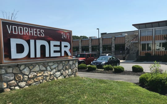 The U.S. Labor Department has sued the Voorhees Diner over alleged wage violations.