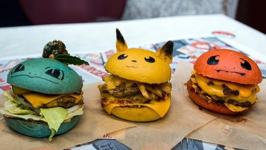 """PokeBar, a Pokemon-themed bar coming to Cincinnati, is billed as a """"real-life pop-up version of the hit game."""""""