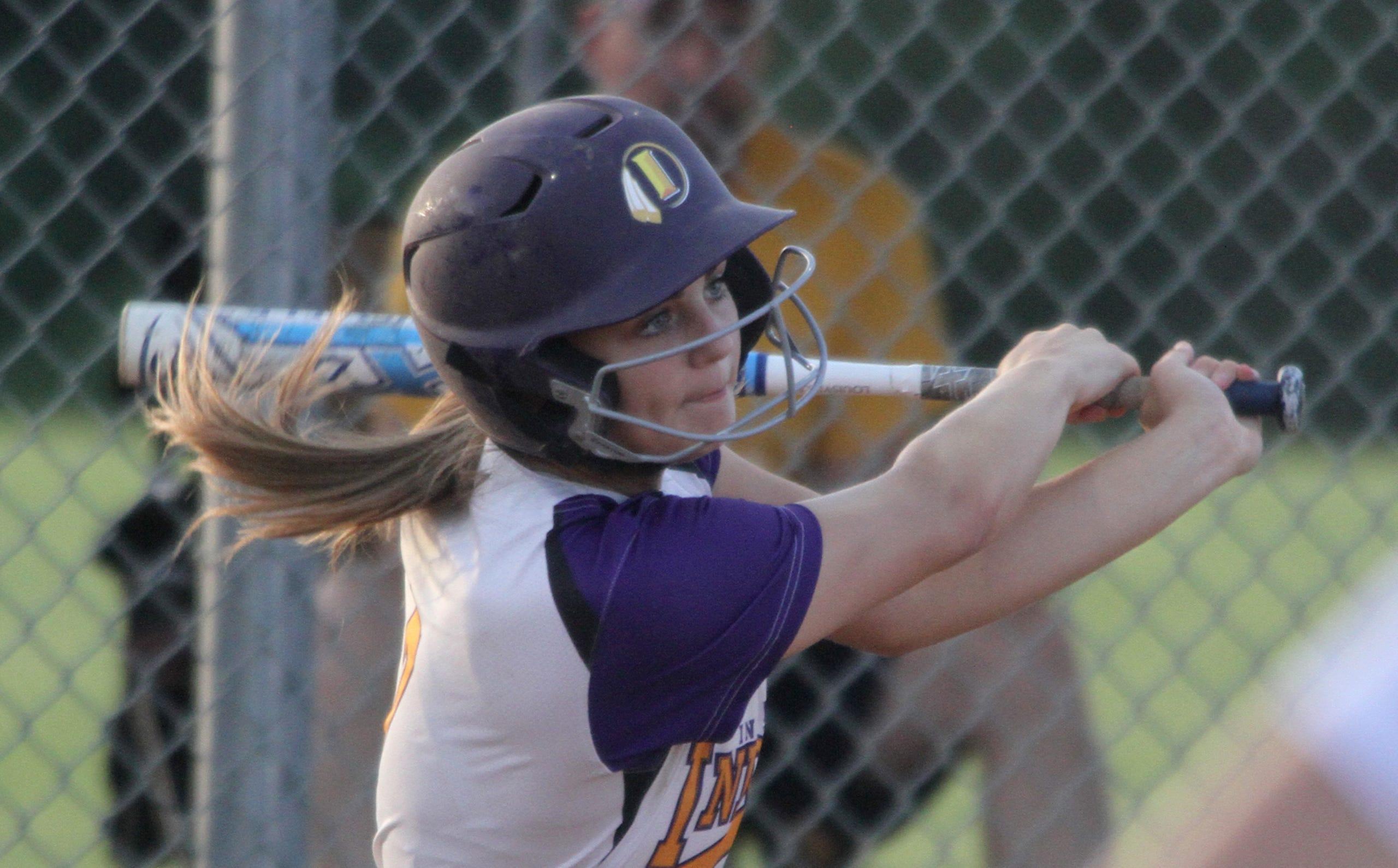 Photos: Indianola softball tops Dallas Center-Grimes
