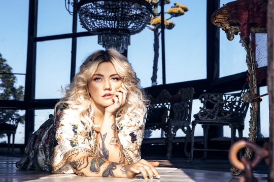 Singer Elle King will headline 80/35 on July 12.