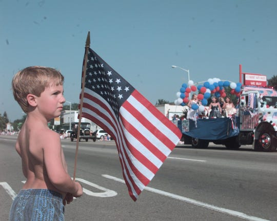 Clawson's Fourth of July parade will kick off at 9 a.m. Thursday at 14 Mile and Crooks and make its way toward Clawson Park.