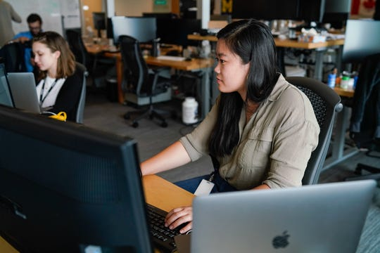Michigan employers are grappling with a talent shortage in many fields – including information technology. The Michigan Council of Women in Technology is committed to inspiring and retaining girls and women in technology.