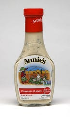 Annie's ranch dressing.