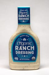 Trader Joe's organic ranch dressing