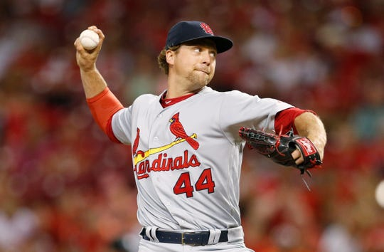 During the 2014 and 2015 seasons, Trevor Rosenthal recorded 170 strikeouts in 139 innings with the Cardinals.