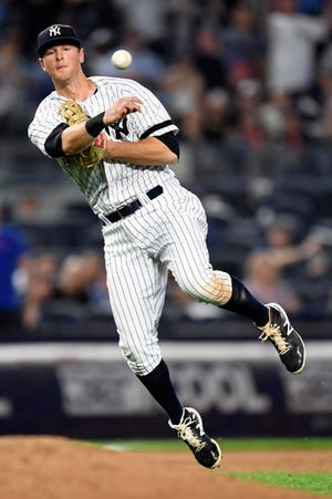 DJ LeMahieu was one of two Yankees to be voted as an All-Star starter by the fans.