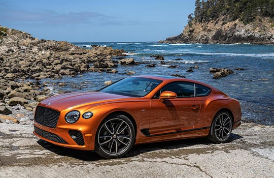 The 2020 Bentley Continental GT V8 coupe occupies a unique place in the ultra-luxury segment.