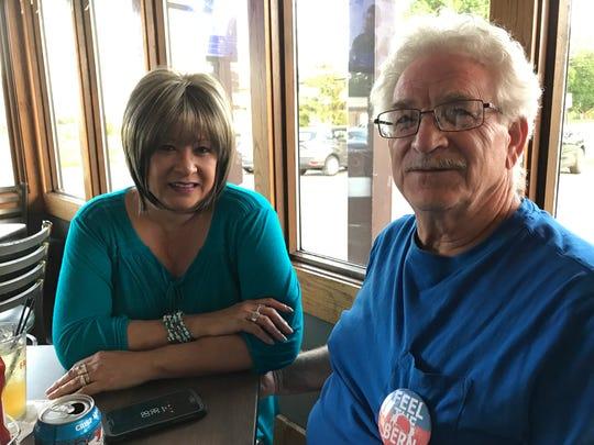 Mary Ann and Oscar Baker