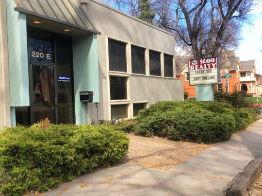 Jim Scavo Realty is closing its office at 220 E. Mulberry. Scavo is turning over most of the business to his daughter, Laurie Scavo.
