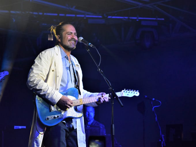 Laid-back folk/reggae star Citizen Cope brought good vibes Thursday to Fort Myers concert venue The Ranch.