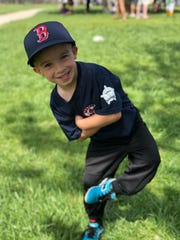After undergoing three open-heart surgeries, Sully Arndt is as active as any other five-year-old, his mother says.