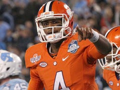 Here are the 3 best offensive players in Clemson football's best decade