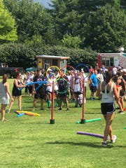 This year's Adult Field Day will take place at Suttree Landing Park on Saturday, July 27.