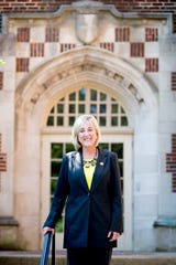 """I think diversity is a strength of this university, a strength of the state. That's something I'm going to be keeping front and center as chancellor,"" said Donde Plowman, who starts in her new role Monday, July 1."