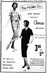 This ad in the June 18, 1958 Lancaster Eagle-Gazette.