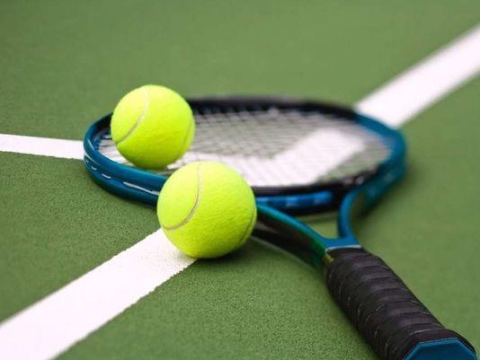 Tennis stock art