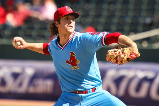 Pitcher Jake Woodford will represent the Memphis Redbirds in the Triple-A All-Star Game July 10 at El Paso. Woodford is scheduled to start for the PCL All-Stars against the International League.