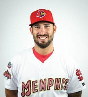 Memphis Redbirds' infielder Rangel Ravelo is a 2019 Pacific Coast League All-Star. The game is set for July 10 in El Paso.