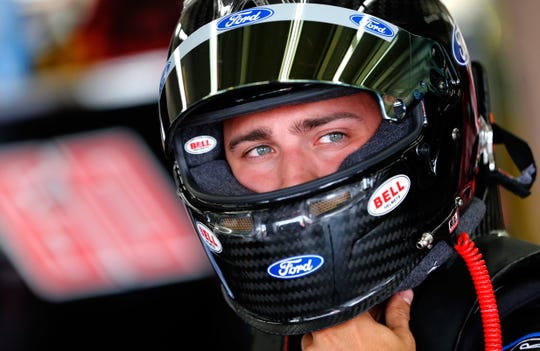 Ty Majeski is beginning his first full season in NASCAR national-level competition.