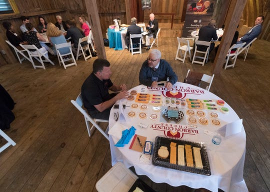 Wisconsin cheesemakers, Middle Eastern buyers make deals at