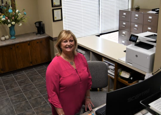 Roberta Pack, office manager for the City of Mountain Home's Building Inspection Department, recently retired after working for the city for 26 years.