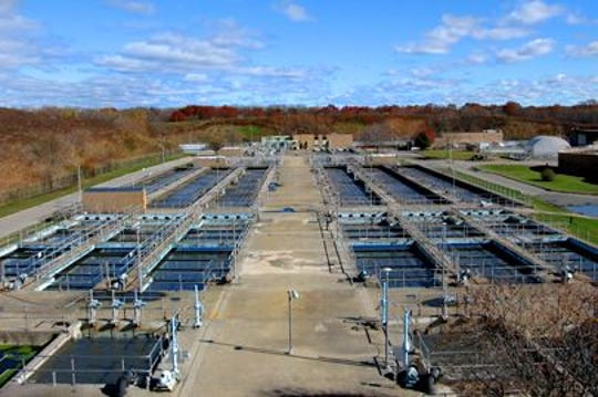 The Parsippany Wastewater-treatment utility.