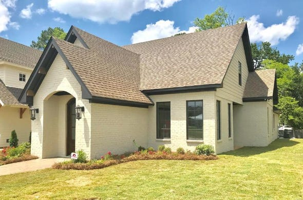 One new home on Lockwood Place is for sale for $329,900 and provides three bedrooms and two bathrooms within 2,030 square feet of living space.