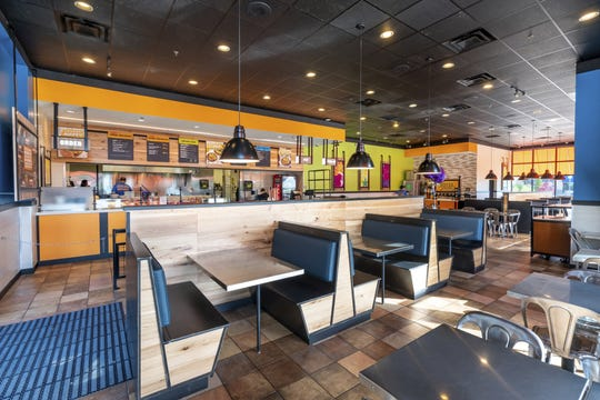 Qdoba plans to open several locations in the Montgomery area starting next year.
