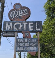 The Dive Motel & Swim Club on Dickerson Pike is set to open this summer.