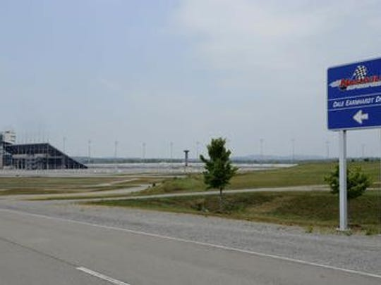 Panattoni Development Company looks to continue redevelopment of the Nashville Superspeedway site in Wilson County by exercising an option to buy additional land.