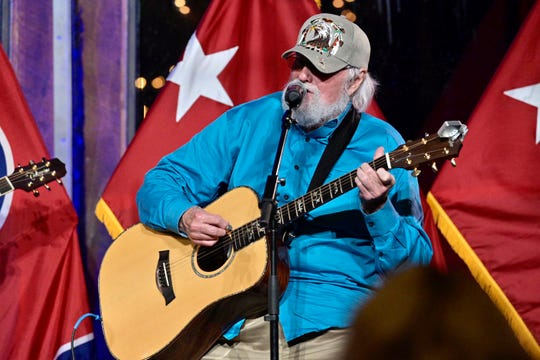 Charlie Daniels performs during the second Veteran Impact Celebration at The Grove at Williamson Place in Murfreesboro.