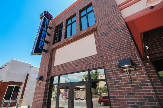 Rad Retrocade opens on Main Street in Downtown Las Cruces on Friday, June 28, 2019.