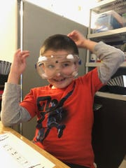 Seven-year-old Johnny Stojevski, a student diagnosed with Autistic Spectrum Disorder, has made steady progress at Farrand Elementary School in Plymouth, his mom, Rebecca, confirmed.