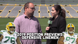 Ryan Wood and Olivia Reiner assess the Packers' defensive line heading into training camp and the 2019 season.