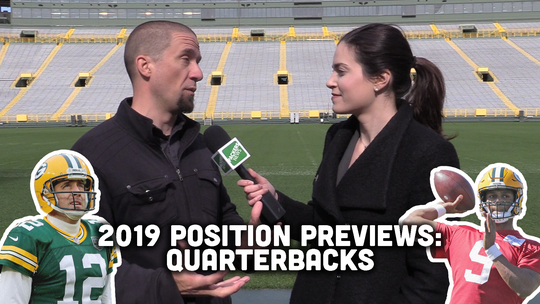 Opinion: Expect Aaron Rodgers to bounce back, but Packers' backup QB remains a mystery