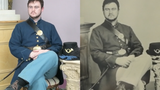 Dave Wilson, owner of Victorian Photography Studio in Gettysburg, gives a step-by-step guide on how photographs were made in the Civil War era.