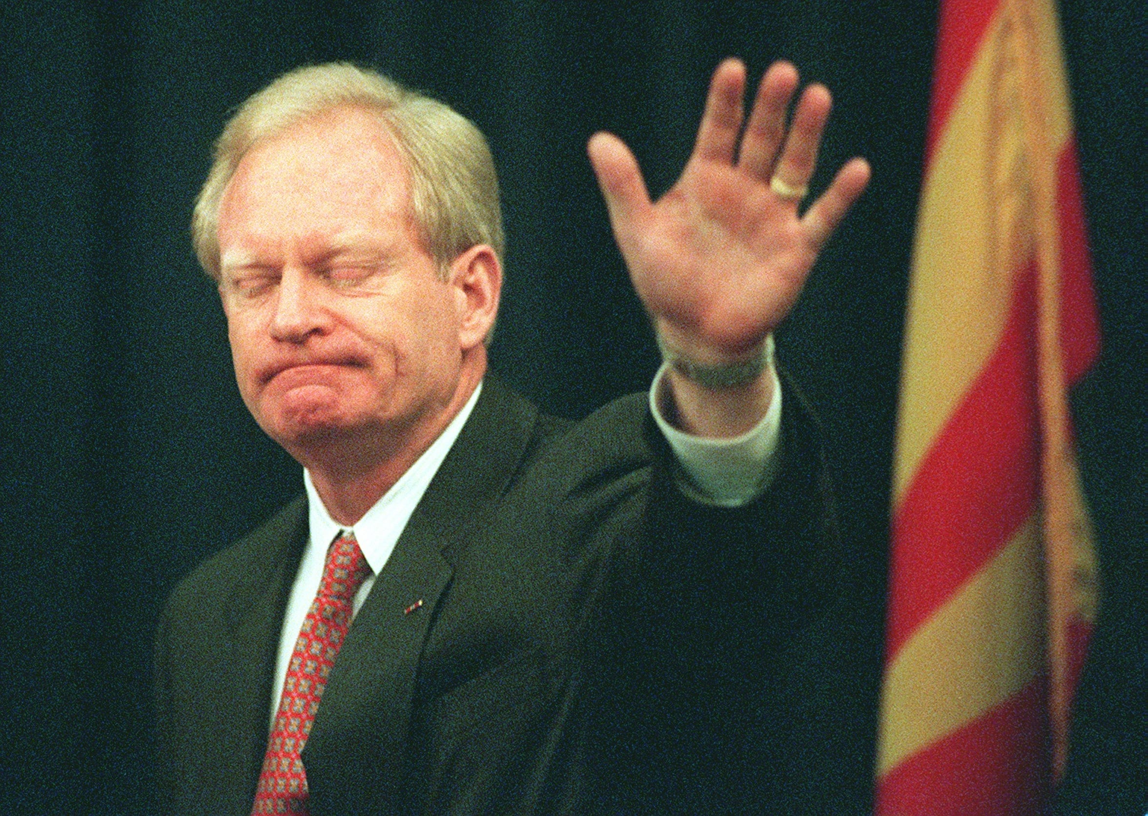 Former Gov. Fife Symington Is Still Looking For His Legacy