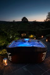 Once you've managed your hot tub's water temperature and how to keep your body cooler, you may find that you prefer using the spa when it's cooler outside.
