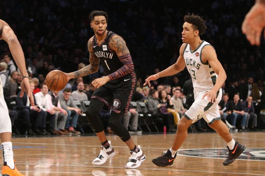 Could D'Angelo Russell or Malcolm Brogdon end up with the Suns in NBA free agency?