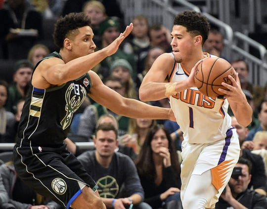 The Phoenix Suns could be interested in pairing Malcolm Brogdon with Devin Booker.