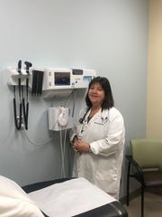"""Education about one's health is a powerful tool,"" said nurse practitioner Valerie Naai of Saint Mary's Wellness Clinic."