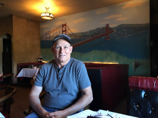 Jim Dad, owner of Nello's Place, a Redding landmark since 1982.
