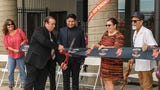 Salinas' newest high school had its grand opening Friday and opened its doors to the public for tours.